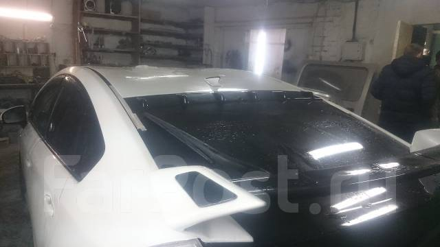 Спойлер на заднее стекло. Toyota Prius. Под заказ