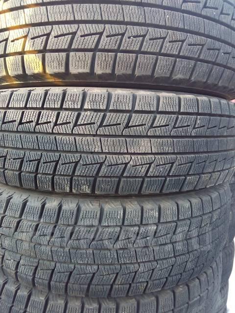 Bridgestone. Зимние, без шипов, 2010 год, износ: 20%, 4 шт
