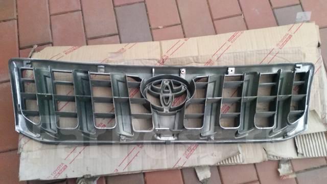 Решетка радиатора. Toyota Land Cruiser Prado, RZJ120 Двигатель 3RZFE