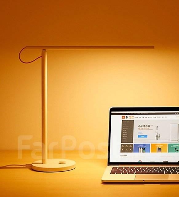 Светильники настольные светодиодные.