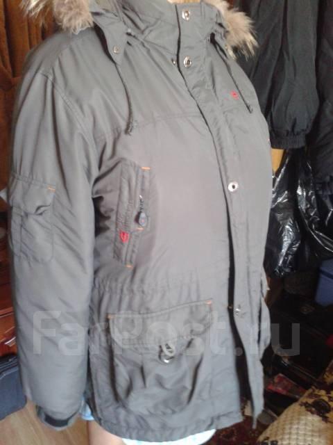 Куртки-пуховики. 56, 58, 60, 62, 64