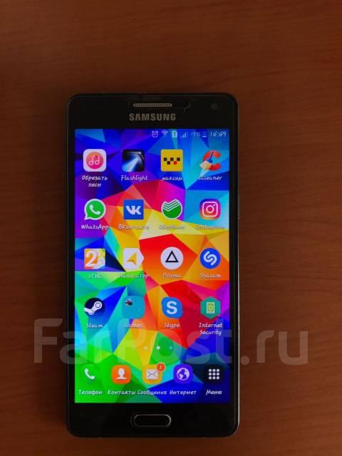 Samsung Galaxy A5 SM-A500F. Б/у