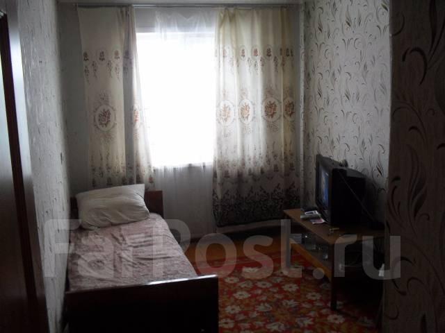 3-комнатная, улица Георгия Исакова 105. железнодорожный, агентство, 60 кв.м.