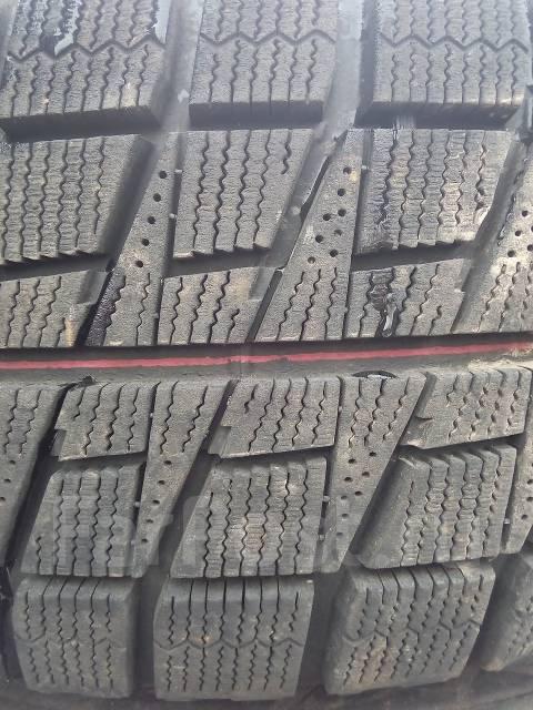 Bridgestone. Зимние, без шипов, 2011 год, износ: 10%, 2 шт