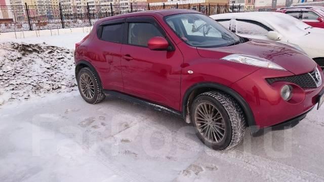 Nissan Juke. вариатор, передний, 1.5, бензин, 58 000 тыс. км