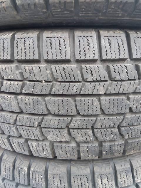 Dunlop. Зимние, без шипов, 2013 год, износ: 20%, 4 шт