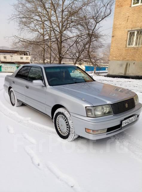 Toyota Crown. автомат, 4wd, 2.5 (200 л.с.), бензин, 263 610 тыс. км
