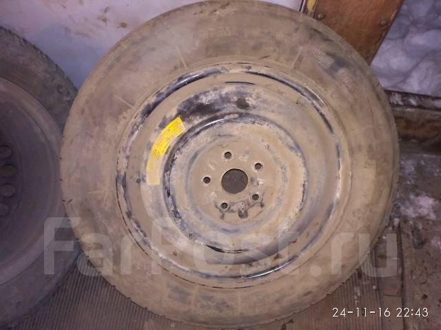 Запасное колесо на Субару трибэка. x17 5x100.00