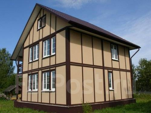 Монтаж быстровозводимых зданий (каркас, лстк, сип)
