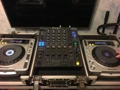 Pioneer CDJ 800mk2 + DJM 1000
