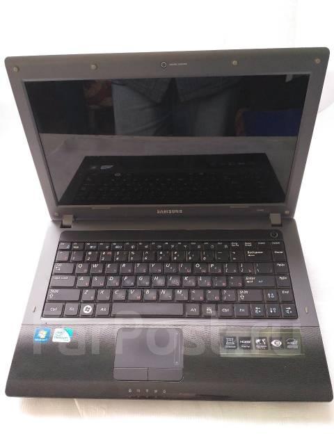 """Samsung R440. 14"""", 2,5ГГц, ОЗУ 8192 МБ и больше, диск 320 Гб, WiFi, Bluetooth, аккумулятор на 2 ч."""