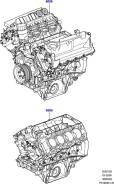 Двигатель в сборе. Jaguar XK Land Rover Range Rover Land Rover Range Rover Sport Двигатели: 508PS, 508PN, 30DDTX, 368DT, 428PS, 448DT, 448PN, LRSDV8...