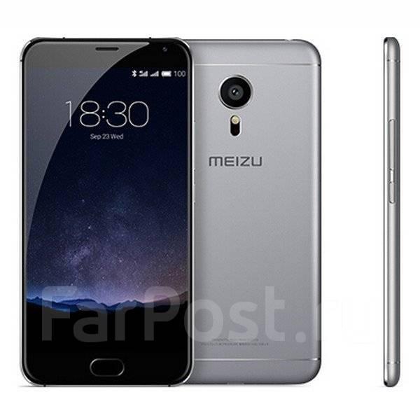 Meizu PRO 5. Новый