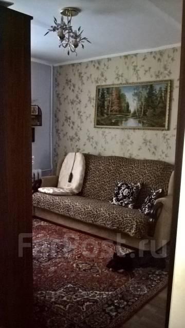 3-комнатная, улица Брестская 13. Кировский, частное лицо, 60 кв.м.
