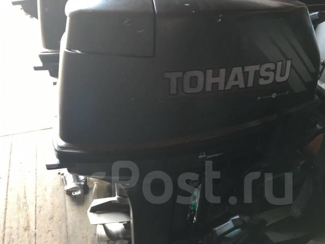 Tohatsu. 15,00л.с., 2х тактный, бензин, нога L (508 мм), Год: 1997 год