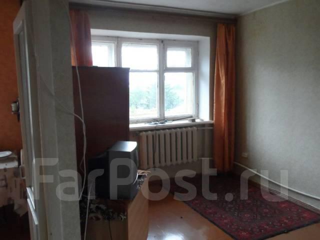 1-комнатная, улица Ульяновская 187. Индустриальный, частное лицо, 30 кв.м. Вторая фотография комнаты