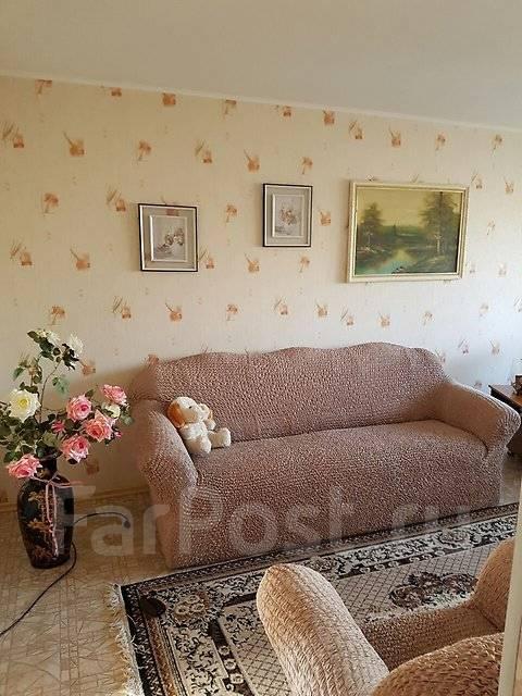 2-комнатная, улица Космонавтов 17. Тихая, агентство, 46 кв.м. Интерьер