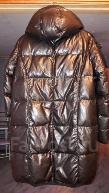 Пальто-пуховики.