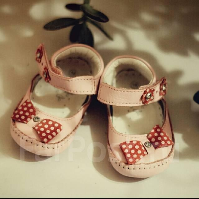 Детская обувь для маленькой принцессы. 16 – 17, 18. Под заказ