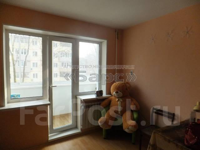 2-комнатная, улица Кутузова 8б. Вторая речка, проверенное агентство, 45 кв.м. Интерьер