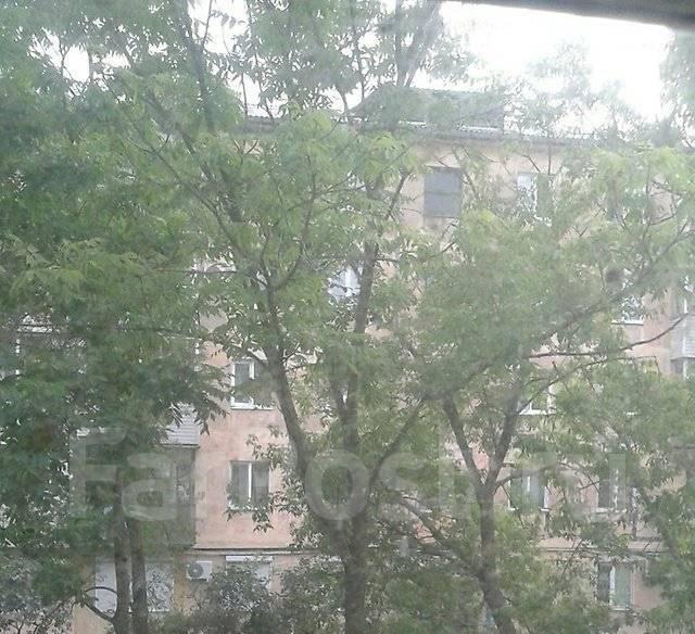 2-комнатная, Малиновского. Болото, частное лицо, 45 кв.м. Вид из окна днём