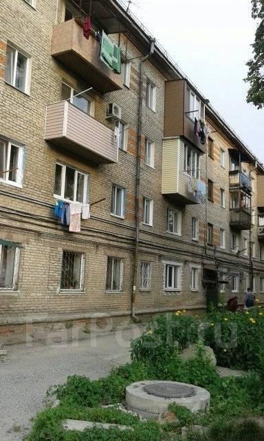 2-комнатная, Малиновского. Болото, частное лицо, 45 кв.м. Дом снаружи
