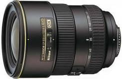 Объектив Nikon AF-S 17-55 mm f/2.8G IF-ED DX. диаметр фильтра 77 мм