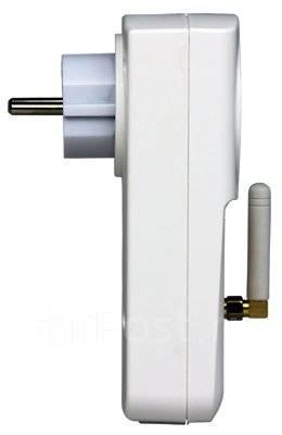 """Умная GSM-розетка с датчиком температуры """"IQsocket Mobile"""". Под заказ"""