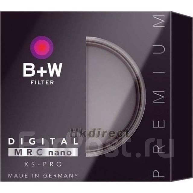 B+W 77 mm XS-PRO Kaesemann KSM MRC Nano CPL Circular Polarizer Filter. диаметр 77 мм