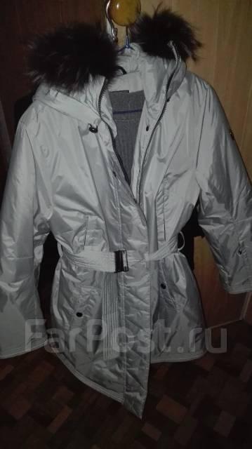 Пальто-пуховики. 50