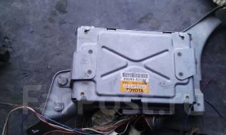 Блок управления подвеской. Toyota Celsior, UCF31 Двигатель 3UZFE