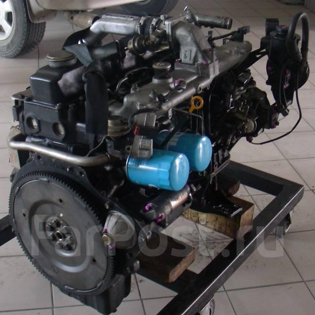 Двигатель в сборе. Nissan Safari, WRGY61 Двигатель TD42T