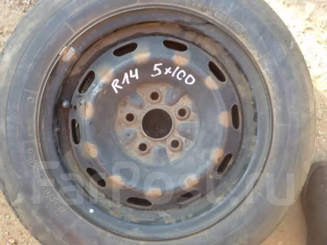 Bridgestone. 6.0x14, 5x100.00, ET45, ЦО 54,0мм.