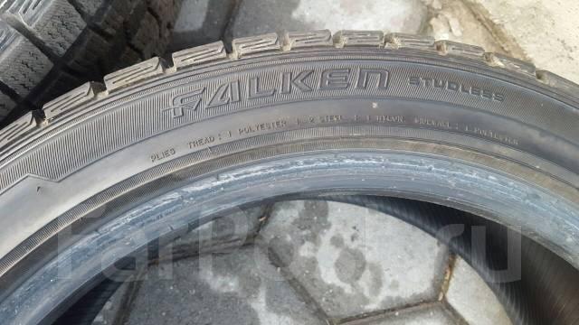Falken Espia EPZ. Зимние, без шипов, 2007 год, износ: 10%, 2 шт