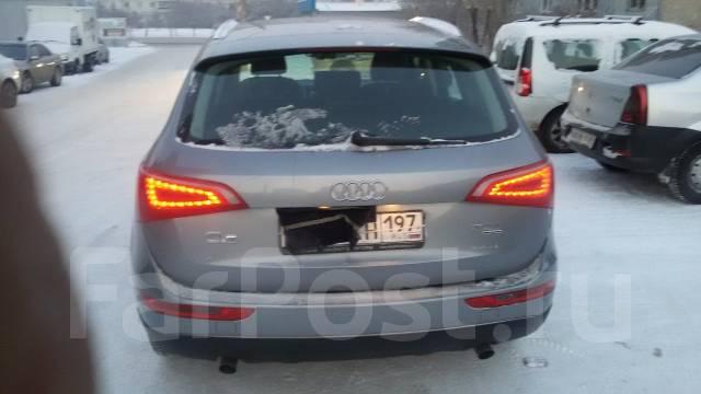 Audi Q5. автомат, 4wd, 2.0 (211 л.с.), бензин, 102 000 тыс. км