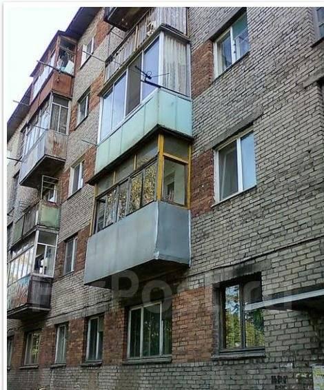 3-комнатная, улица Калинина 19. Чуркин, частное лицо, 56 кв.м. Дом снаружи