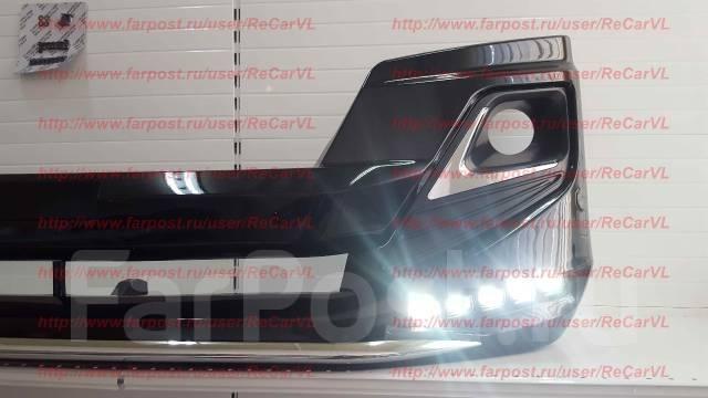 Губа. Toyota Land Cruiser Prado, TRJ125, TRJ12, GDJ150W, GDJ151W, TRJ150, TRJ120, KDJ150L, GRJ150W, TRJ120W, GRJ151W, TRJ150W, GDJ150L, GRJ151, TRJ125...