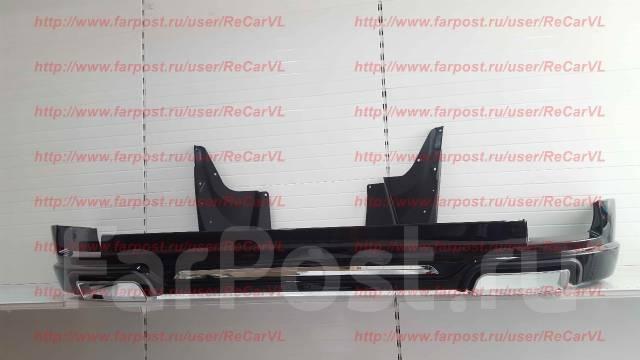 Губа. Toyota Land Cruiser Prado, TRJ12, GDJ150W, GDJ151W, TRJ150, KDJ150L, GRJ150W, GRJ151W, TRJ150W, GDJ150L, GRJ151, GRJ150, GRJ150L. Под заказ