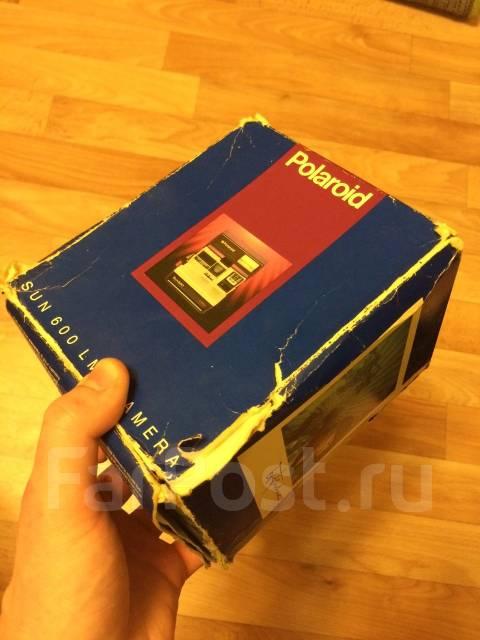 Фотоаппарат Polaroid Sun 600 LMS. Оригинал