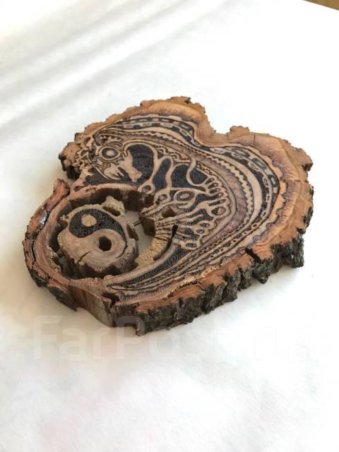 Панно-сувенир на стену ручной работы