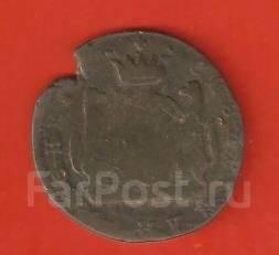 Сибирская монета. 1 копейка. 1771 г. ?