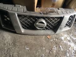 Решетка радиатора. Nissan Navara Nissan Pathfinder Двигатели: V9X, VQ40DE