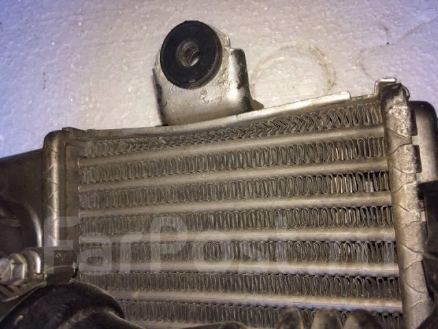 Интеркулер. Subaru Impreza WRX, GGA