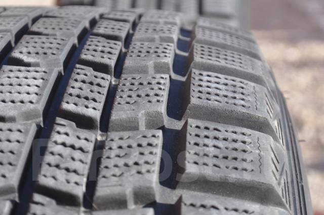 Dunlop Grandtrek SJ7. Зимние, без шипов, 2010 год, износ: 100%, 4 шт