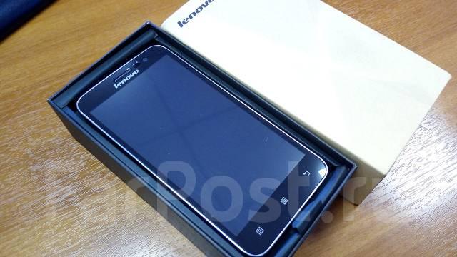 Lenovo A806 чёрный новый