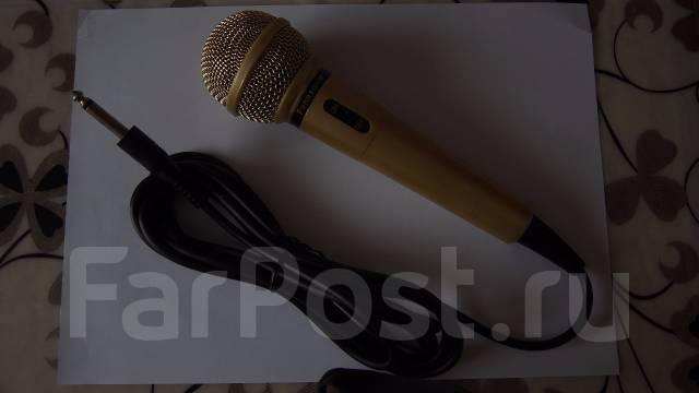 Микрофоны.