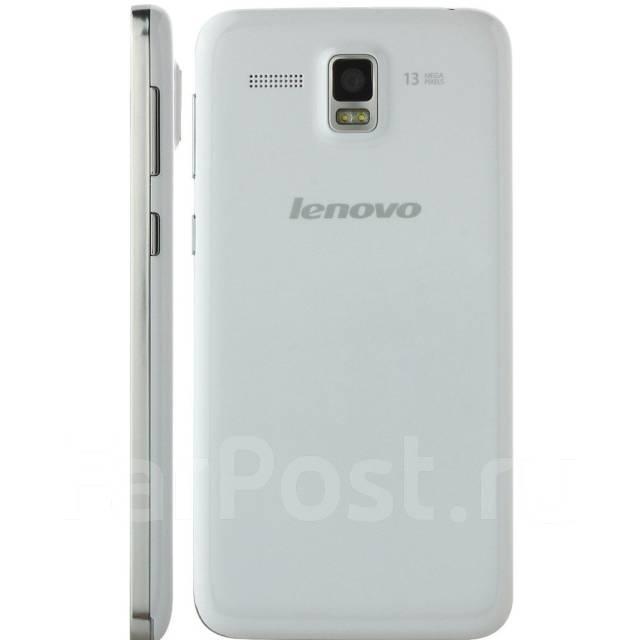 Lenovo A806 белый Новый