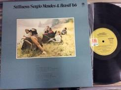 JAZZ! Сержио Мендес / Sergio Mendes & Brasil'66 - Stillness - JP LP