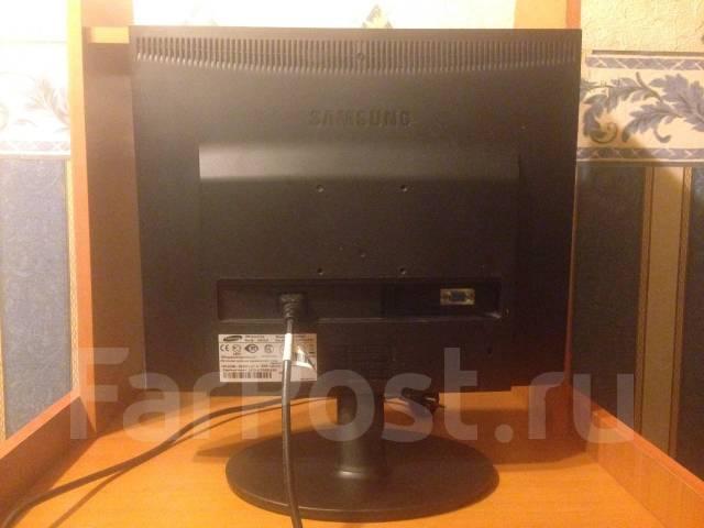 "Samsung SyncMaster E1920NR. 19"" (48 см), технология LCD (ЖК)"