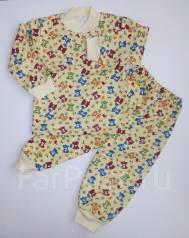 Пижамы. Рост: 80-86 см